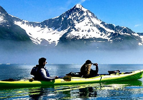 Kenai Fjords Sea Kayaking
